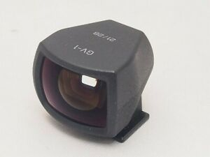 Ricoh GV-1 External Viewfinder 21mm 28mm Wide Angle for GR Series limited