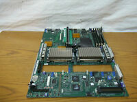 Dell Poweredge 1750 Server Motherboard w/ Dual 2.4GHz CPUs 2GB SCSI P1348
