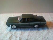 1:18 scale die cast car road legends 1969 barracuda