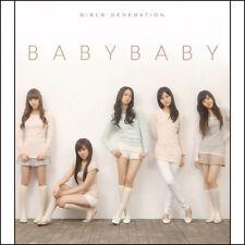 SNSD Girls' Generation - Baby Baby (Repackage) 1st Album New Digipak CD