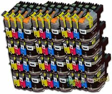 48 LC123 Ink Cartridges For Brother DCP752DW DCPJ4110DW MFCJ4410DW non-OEM