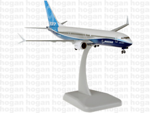 Hogan Wings 11250, Boeing House Colors 737 MAX 9 (NL 2018), 1:200