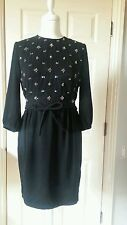 French Connection Black Dress Size 10