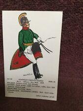 Card Rene North 42 Austrian Chevaulegers