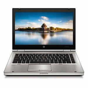 HP EliteBook 8460p Intel Core i5-2540M @2.60GHz 8GB 160GB Win10 Pro