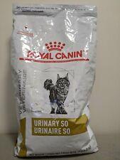 ROYAL CANIN Feline Urinary SO 33 Dry Cat Food 17.6 Lb Veterinary Diet Plan Pet