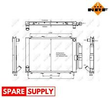 CONDENSER, AIR CONDITIONING FOR RENAULT NRF 350058