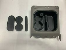 03-06 Chevy Tahoe Silverado Suburban Avalanche Center Console Cup Holder Pewter