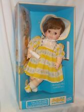"20"" Rubber ""Softina Baby Doll W/Box By EG 1973"