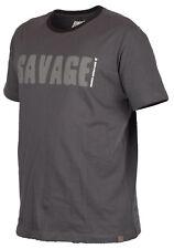 Savage Gear Simply Tee Blue/Grey /Naranja/ CD Jaw / Camuflaje S-XXXL T-Shirt