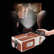 Zuhause Tragbar MINI Multimedia Projektor Heimkino Beamer Smartphone Geschenk