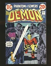 Demon # 8 - Jack Kirby cover & art Vf/Nm Cond.