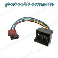 Renault Megane Quadlock Radio Wiring ISO Harness Headunit Connector Loom 100