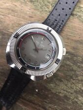 Vintage Hanowa Super Compressor Style Automatic Divewatch Tropical Strap