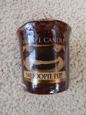 YANKEE Candle cero Whoopie Pie RARO NUOVO e SIGILLATO