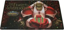1x  Playmat WoW The Feast of Winterveil New(Near Mint) Playmats