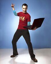 The Big Bang Theory Jim Parsons Glossy 8x10 Photo 4