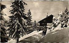 CPA La Capitale du Ski -Megéve (Haute-Savoie) -Arrivée du Téléférique (248554)