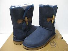 Ugg Keely Navy Women Boots US8/UK6.5//EU39/JP25
