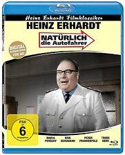 Natürlich die Autofahrer (BLU-RAY) - mit Heinz Erhardt - Filmjuwelen Bluray