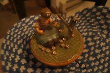 Switerzerland Music Box that plays Lara's theme