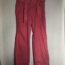 J Crew Womens Cotton Roll Up Drawstring Chino Cargo Pants Size 4