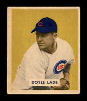 1949 Bowman #168 Doyle Lade RC VGEX X1676995