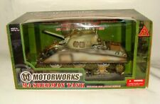 1/18 Ultimate Soldier Diecast Battle of Bulge U.S Army WWII M4 Sherman Tank