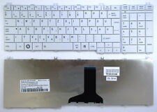 KEYBOARD Toshiba Satellite C650 C660 L650, MAGYAR BILLENTYUZET fehér