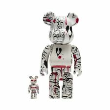 Phil Frost Huf 400% 100% Bearbrick Medicom Toy BE@RBRICK 2019 Set Rare Limited