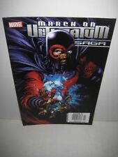 March on Ultimatum Ultimate Marvel X-Men Loeb Finch Newsstand Variant