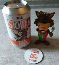 2020 Funko Wonderous Convention Limited Edition Fruit Brute Soda Figure