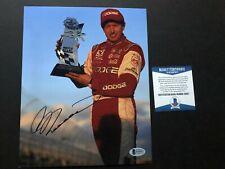 Bill Elliott Hot! signed autographed Nascar legend 8x10 photo Beckett BAS coa
