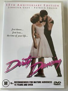 Dirty Dancing DVD 1987 Movie Patrick Swayze - SAME / NEXT DAY POST from Sydney