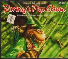 Ronny's Pop Show 18 (1991) Roxette, Paula Abdul, C&C Music Factory, Era.. [2 CD]