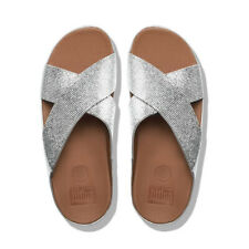 Women's FitFlop Sandals Flip Flops Trifle Beach Shoes Thick-soled Non-slip