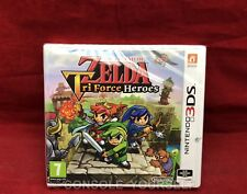 The Legend of Zelda Tri Force Heroes-NEUF scellé-NINTENDO 3 DS/2 DS-PAL UK