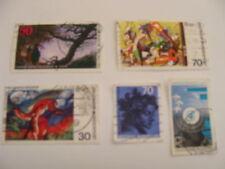 German Postage Stamp Collections & Mixtures