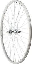 Sta Tru Rear Wheel 26 1 3/8 inch Silver 6/7 Speed Bolt-on Hub Alloy Rim Solid