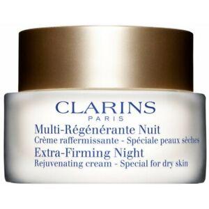 *1-Pack* Clarins Paris Multi-Regenerante Nuit Extra-Firming Night Dry Skin 1.6oz