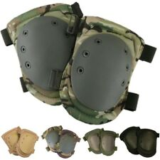 MILITARY KNEE PADS PROTECTION MTP BTP ARMY PAINTBALLING AIRSOFT FISHING CAMO
