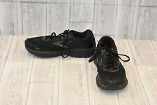 Brooks Adrenaline GTS 18 Road Running Shoes, Men's Size 10D, Black