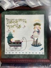 Swedish Madonna Cross Stitch Graph by The Cross-Eyed Cricket