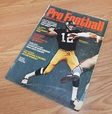 Vintage 1975 Pro Football Sports Stars Terry Bradshaw Collectible Magazine Only