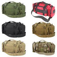 Condor 127 Tactical 3 Compartment Modular Adjustable Strap Deployment Bag