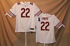 Matt Forte Chicago Bears Nike Game Jersey - White