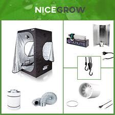 Growset Komplettset Dark Set 60 ESL 125 Watt (85W) Blüte inkl. Abluft