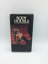 Body Double (Melanie Griffith, Craig Wasson) - VHS (1993, Sleeve, CC)