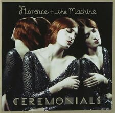 Florence And The Machine ‎– Ceremonials ( CD - Album - Enhanced )