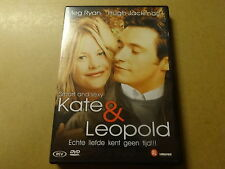 DVD / KATE & LEOPOLD (MEG RYAN, HUGH JACKMAN)
